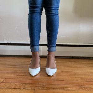 White East5th heels